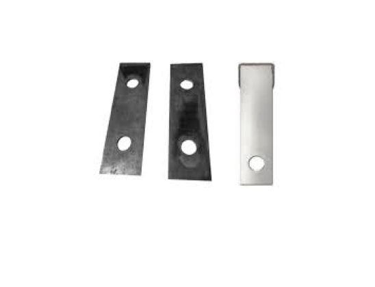 Hammer mill hammers - beaters