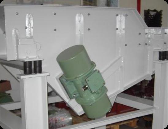 Screening machines