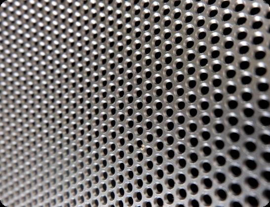 Chromium steel dies
